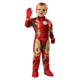 Ironman Avengers 2 Toddler Halloween Costume