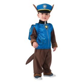 Paw Patrol Chase Toddler Halloween Costume