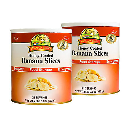 BANANA SLICES 2PK