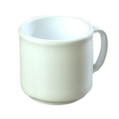 Carlisle Dallas Ware Stackable Mug - 10.9 oz. - 12 pk.