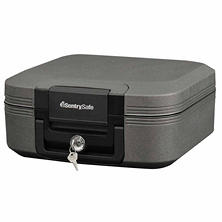 SentrySafe Waterproof Fire Chest