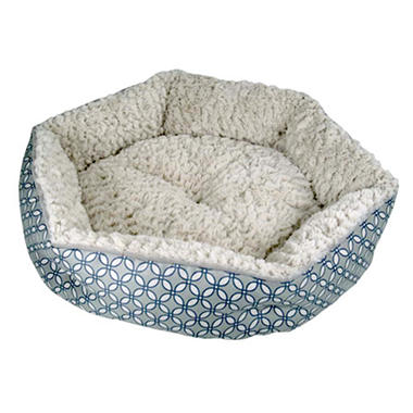 CloudNine Cuddler Pet Bed - Green