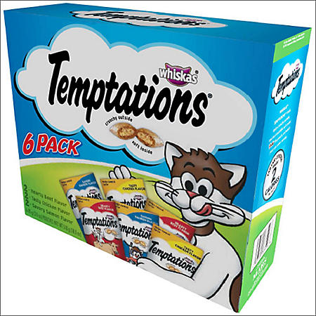 Whiskas® Temptations®