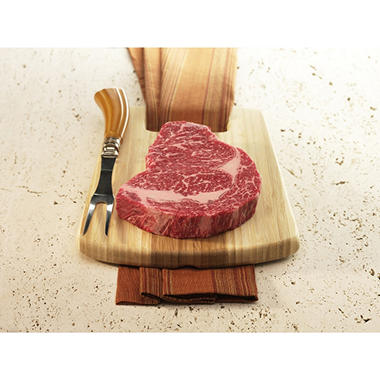 Kobe Beef of Texas Ribeye (14 oz., 6 pk.)