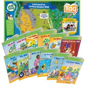 LeapFrog Learn to Read Bundle
