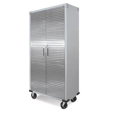 Seville Classics UltraHD Full Door Storage Cabinet