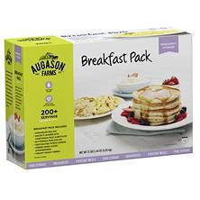 Augason Farms Food Storage Breakfast (#10 cans, 6 pk.)