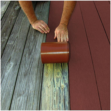 ProFekt Decking Strip - Redwood
