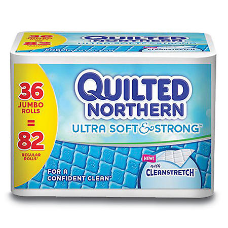 $2.50 off Quilted Northern Ultra Soft & Strong®