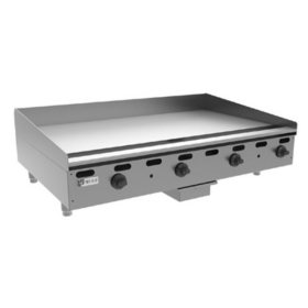 """Wolf AGM36 36"""" Natural Gas Manual Countertop Griddle"""