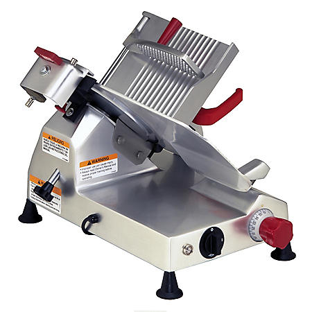 "Berkel 11"" Compact Manual Gravity Feed Slicer"