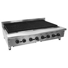 "Wolf ACB36 36"" Natural Gas Countertop ""Achiever"" Charbroiler"
