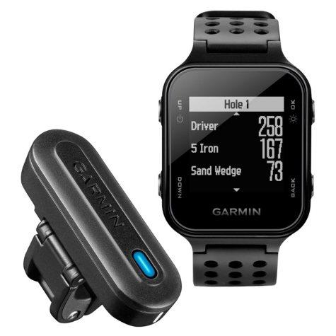 Garmin Approach S20 GPS Watch (Black)