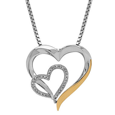 gold open meaning pendant inscribed necklace the heart