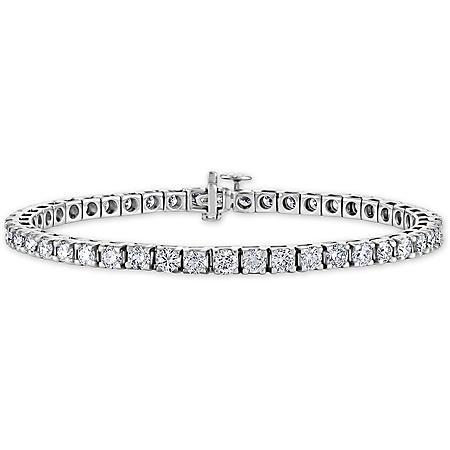 6 ct. t.w. Diamond Tennis Bracelet in 14K Gold (H-I, I1)