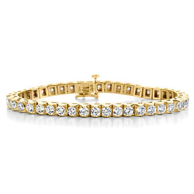 6 ct. t.w. Diamond Tennis Bracelet in 14K Yellow Gold (H-I, I1)