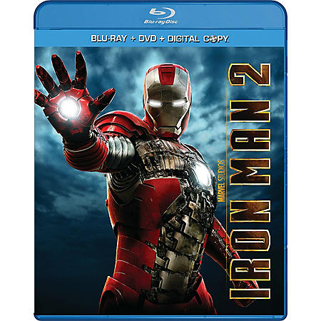 New Release- Iron Man 2