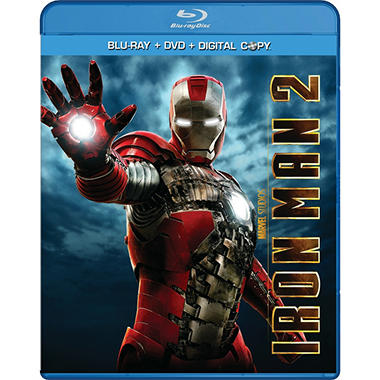 New Release- Iron Man 2