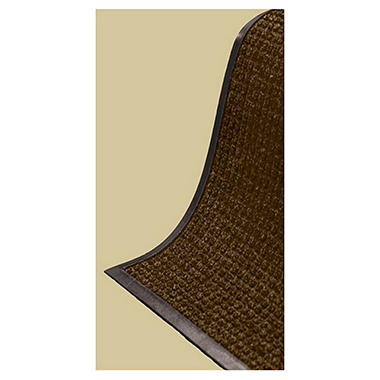 Reservoir High-Traffic Scraper Runner Mat - 3' x 10' - Dark Brown