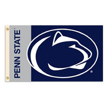 NCAA Penn State Nittany Lions 3' x 5' Flag with Pole Mount Kit