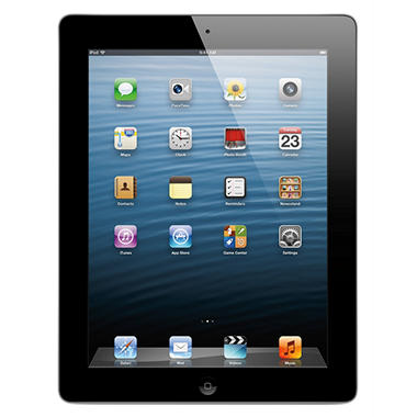 iPad with Retina display Wi-Fi 64GB - Black