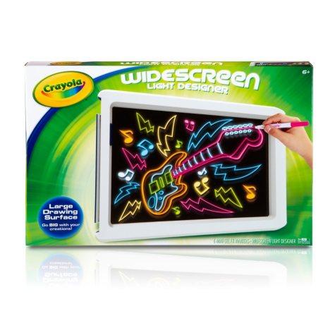 Crayola Wide Screen Light Designer