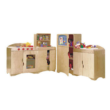Children's Furniture: Kitchen Set