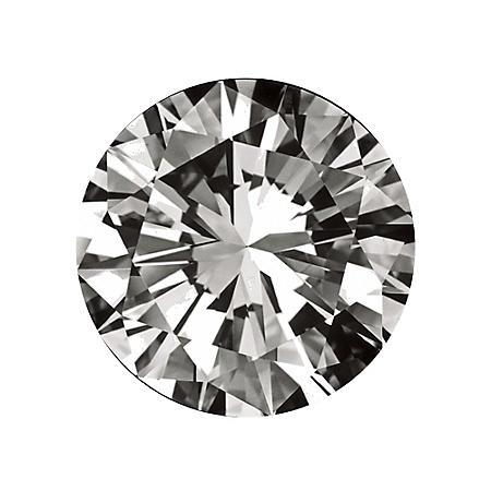 0.33 ct. Round-Cut Loose Diamond (I, IF)
