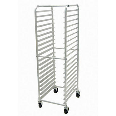 Advance Tabco® End-Loading Bun Pan Rack - 20 pan