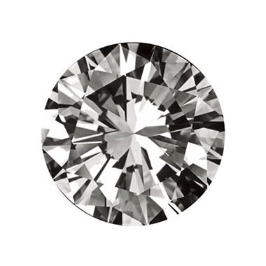 0.62 ct. Round-Cut Loose Diamond (E, VVS1)