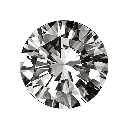 0.70 ct. Round-Cut Loose Diamond (F, SI2)