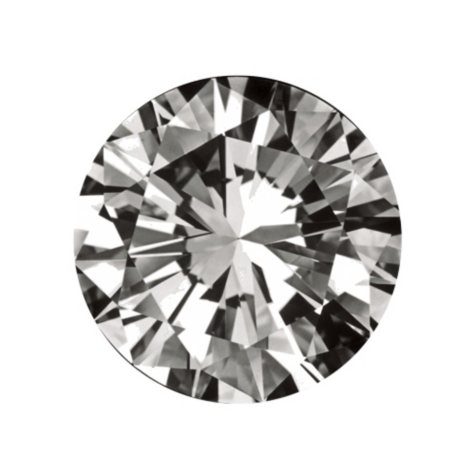 0.50 ct. Round-Cut Loose Diamond (G, VVS2)