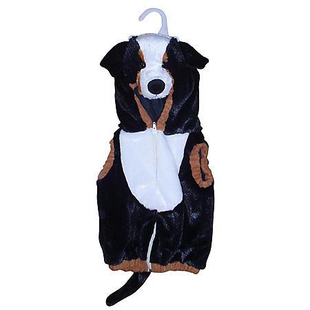 Pretend Play Brown/Tan Puppy Vest Costume - 18 - 36 months