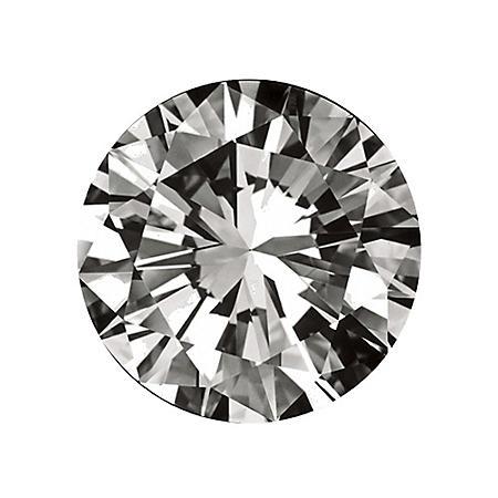 0.31 ct. Round-Cut Loose Diamond  (I, VVS2)