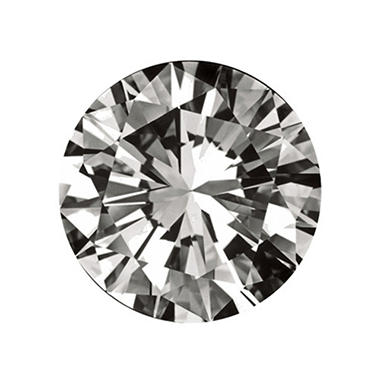 0.32 ct. Round-Cut Loose Diamond  (H, VVS2)