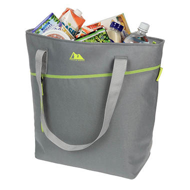 Arctic Zone PRO 56 Cans plus Ice High Performance Thermal Tote - Charcoal & Lime
