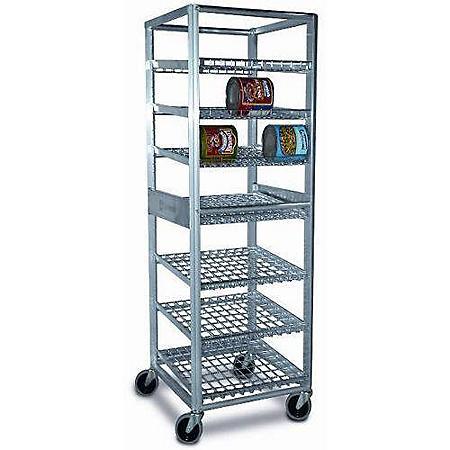Lockwood Can Storage Rack