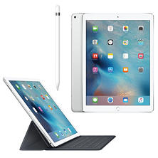 iPad Pro (12.9 inch) Wi-Fi + Cellular 128GB w/ Apple Pencil and Smart Keyboard