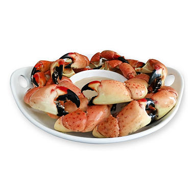 Florida Stone Crabs, Large (10 lb.)