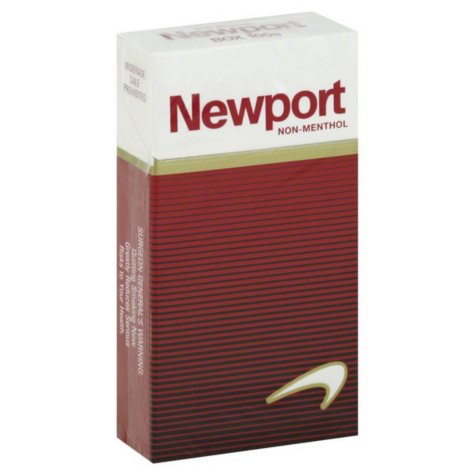 Newport  Non-Menthol 100s Box (20 ct., 10 pk.)