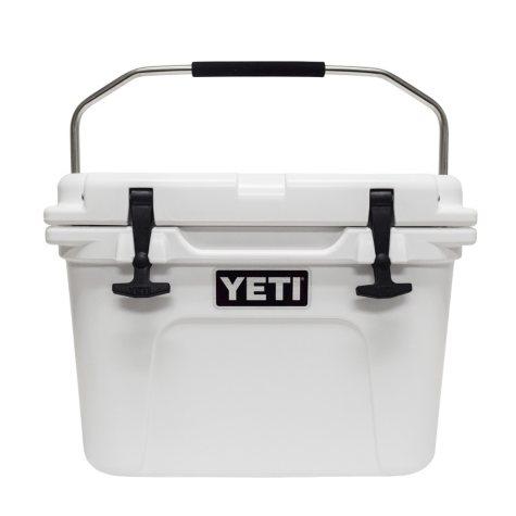 YETI Roadie 20-Qt. Cooler - White
