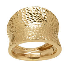 "Gold ""Everyday"" Ring"