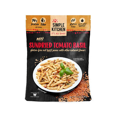 Simple Kitchen - Healthy Easy Meals: Sundried Tomato Basil (6 pk.)