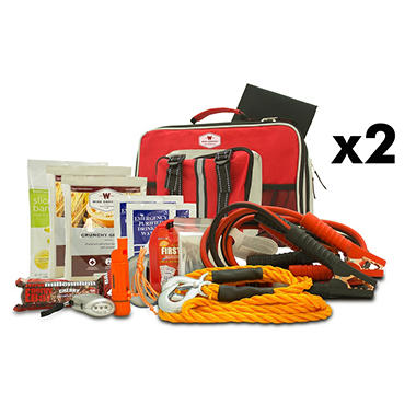 Wise All in One Auto Kit Bundle for 2 Vehicles