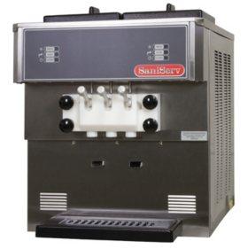 SaniServ Soft Serve Countertop Unit (22 quart)