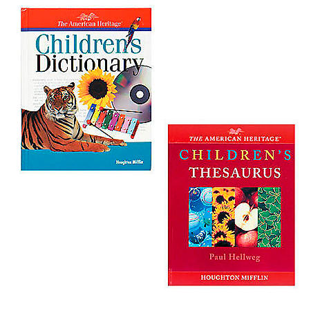 Children's Reference Book Set