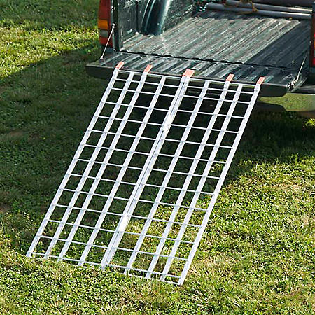 Bi-fold Rugged Ramp - 6'