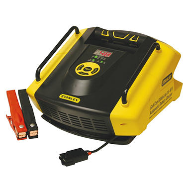 Stanley Golf Cart and Vehicle Battery Charger - 6V to 48V