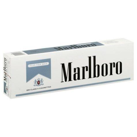Marlboro Silver King Box (20 ct., 10 pk.)