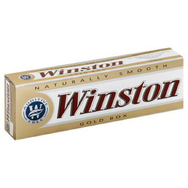 Winston Gold 85 Box 1 Carton